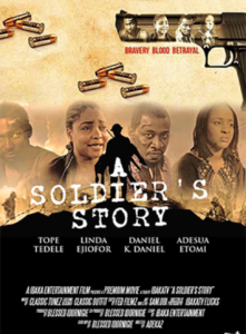 A Solider's Story(2016)