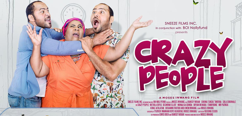 Crazy People(2018)