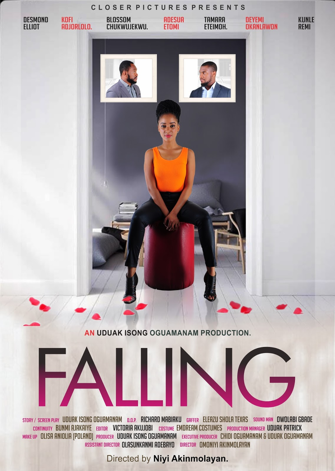 Falling  Download Nollywood Movie