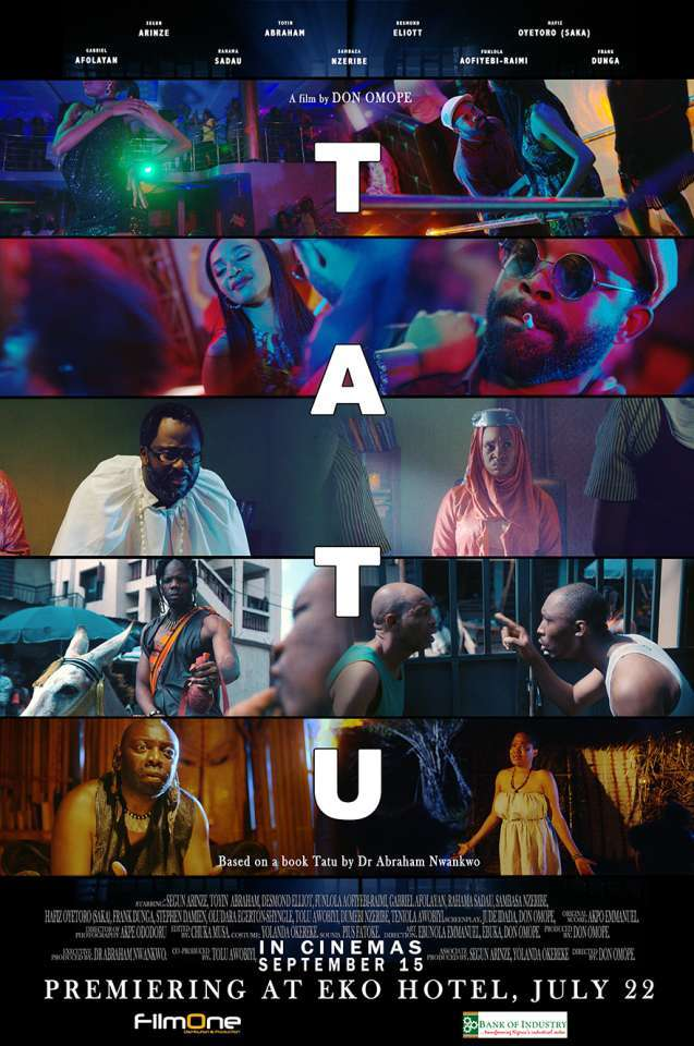 TATU | Download Nollywood Movie