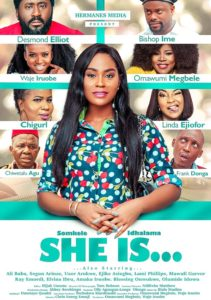 She is (2019)   Download Nollywood Movie