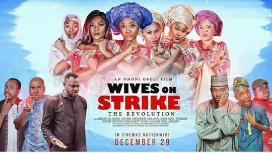 Wives On Strike: The Revolution  Download Nollywood Movie