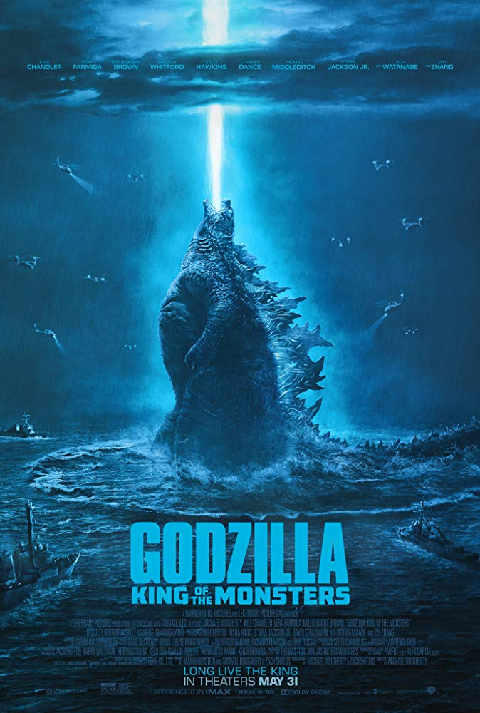 Godzilla: King of Monsters(2019)| Download Hollywood Movies
