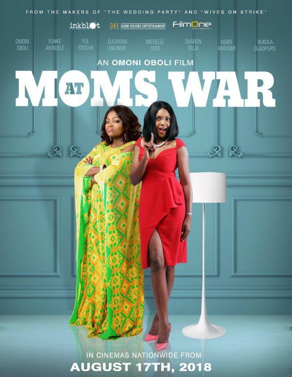 Moms at War | Download Nollywood Movie