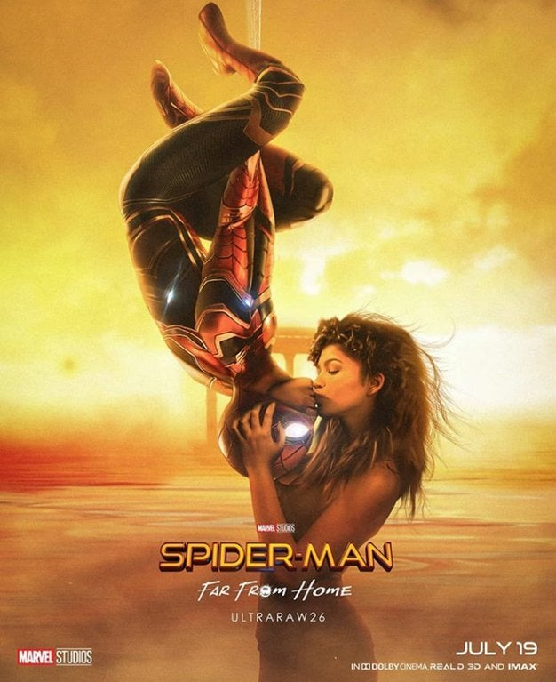 Read more about the article Spider-Man: Far From Home (2019)   Download Hollywood Movie