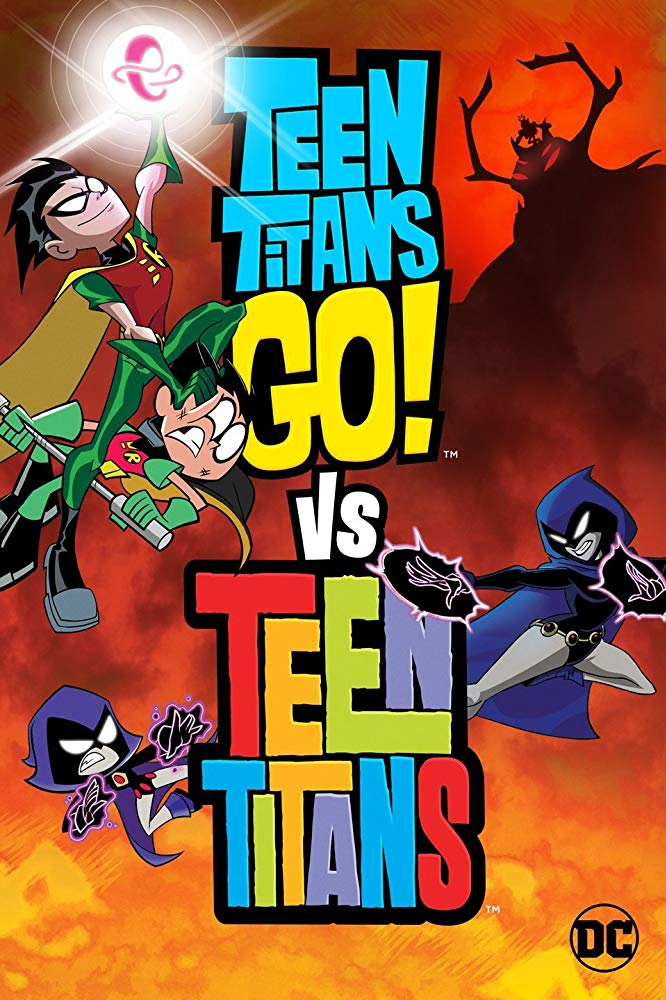 Teen Titans Go Vs Teen Titans(2019) | Download Hollywood Movies