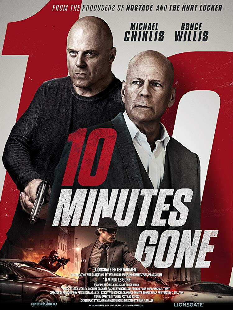10 Minutes Gone (2019)   Download Hollywood Movie