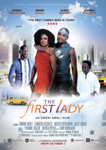 The First Lady   Download Nollywood Movie