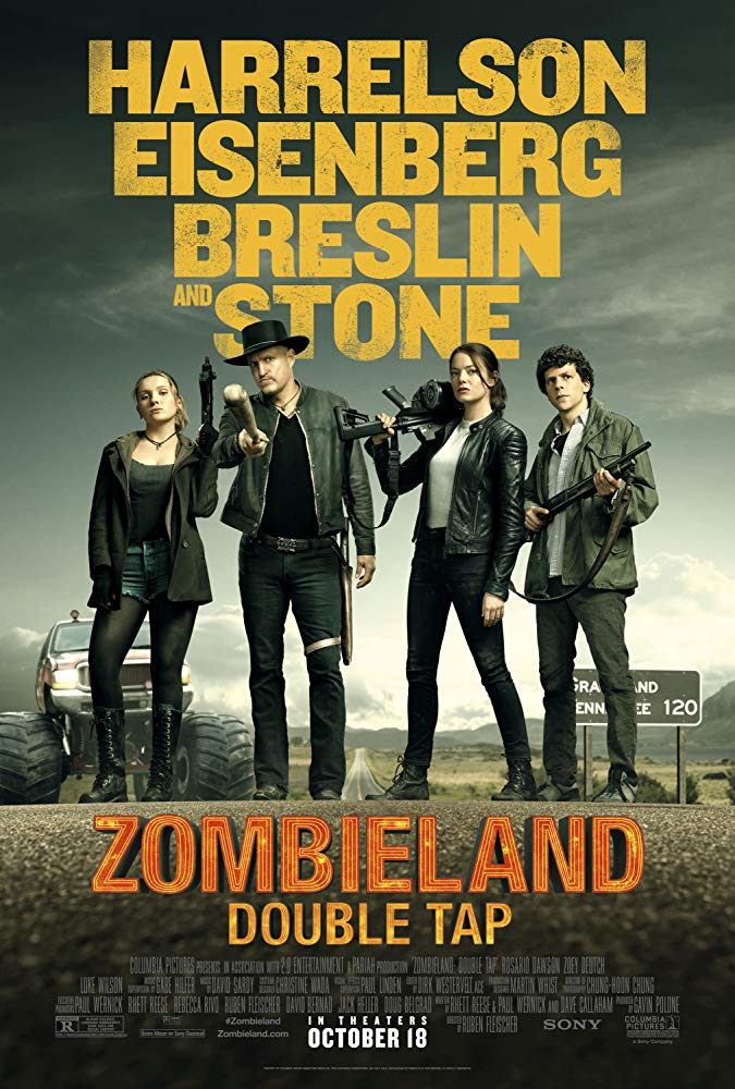 Zombieland: Double Tap (2019) | Download Hollywood Movie