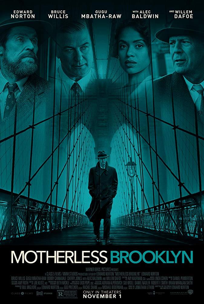 Motherless Brooklyn (2019)   Download Hollywood Movie