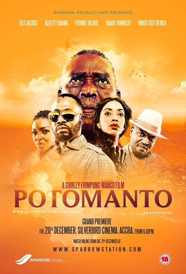 Potomanto | Download Ghanaian Movie