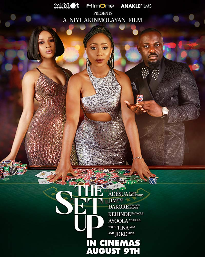 The Set Up (2019) | Download Nollywood Movie