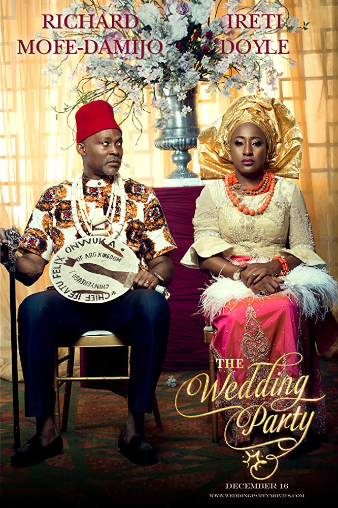 The Wedding Party   Download Nollywood Movie