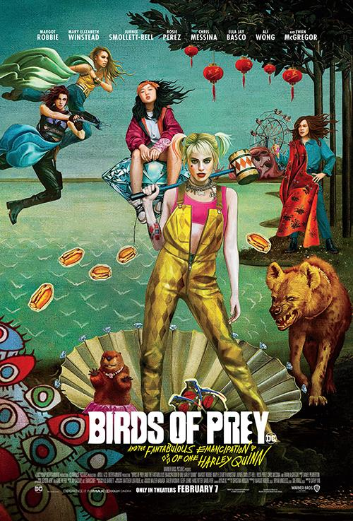 Birds Of Prey (2020) | Download Hollywood Movie
