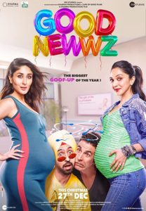 Read more about the article Good Newwz (2019) | Download Bollywood Movie