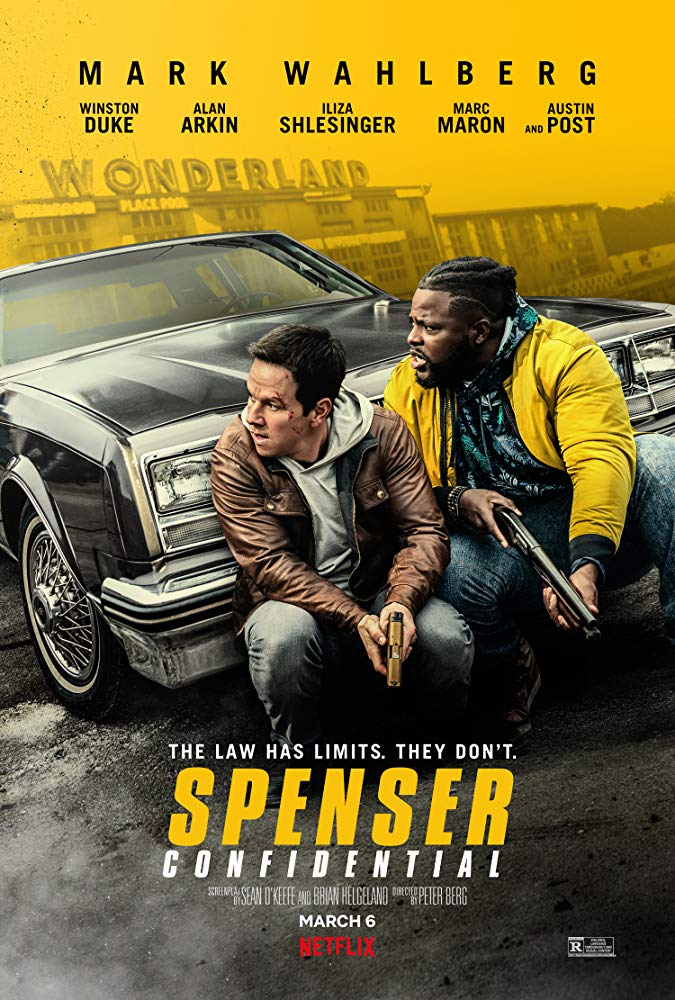 Spenser Confidential (2020) | Download Hollywood Movie