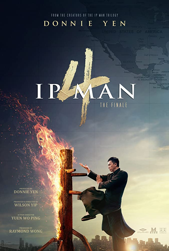 IP Man 4 : The Finale (2019) | Download Chinese Movie