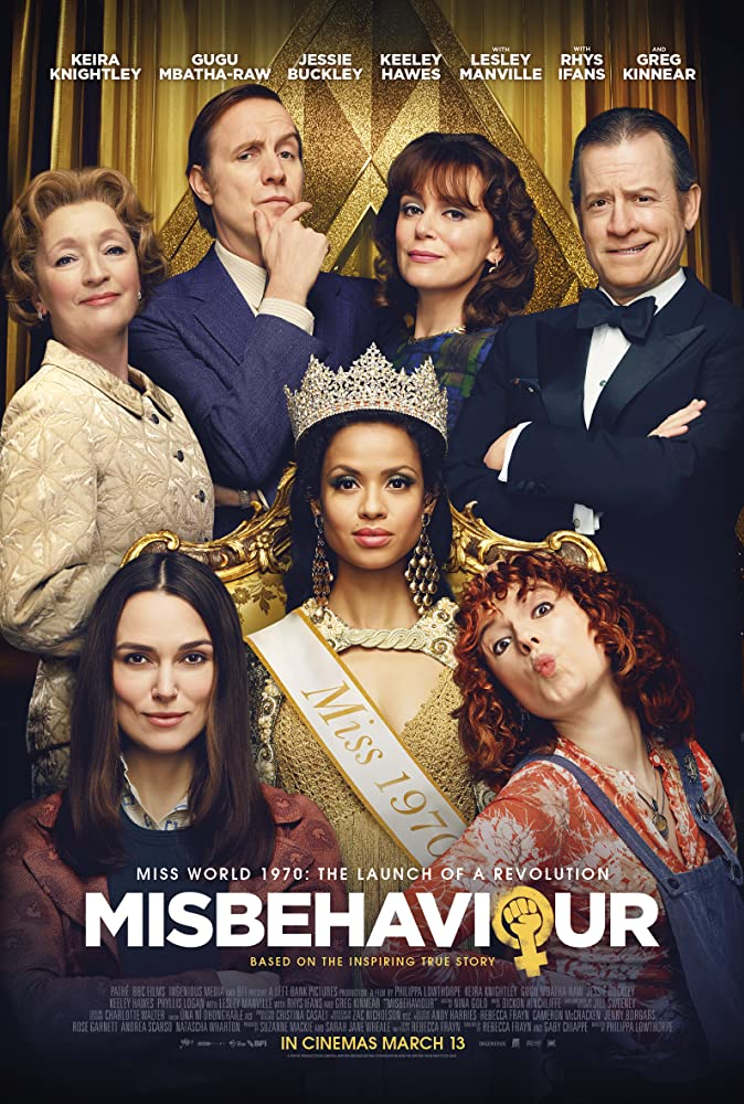 Misbehaviour (2020)   Download Hollywood Movie