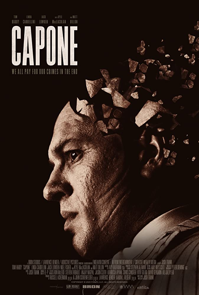 Capone (2020)   Download Hollywood Movie