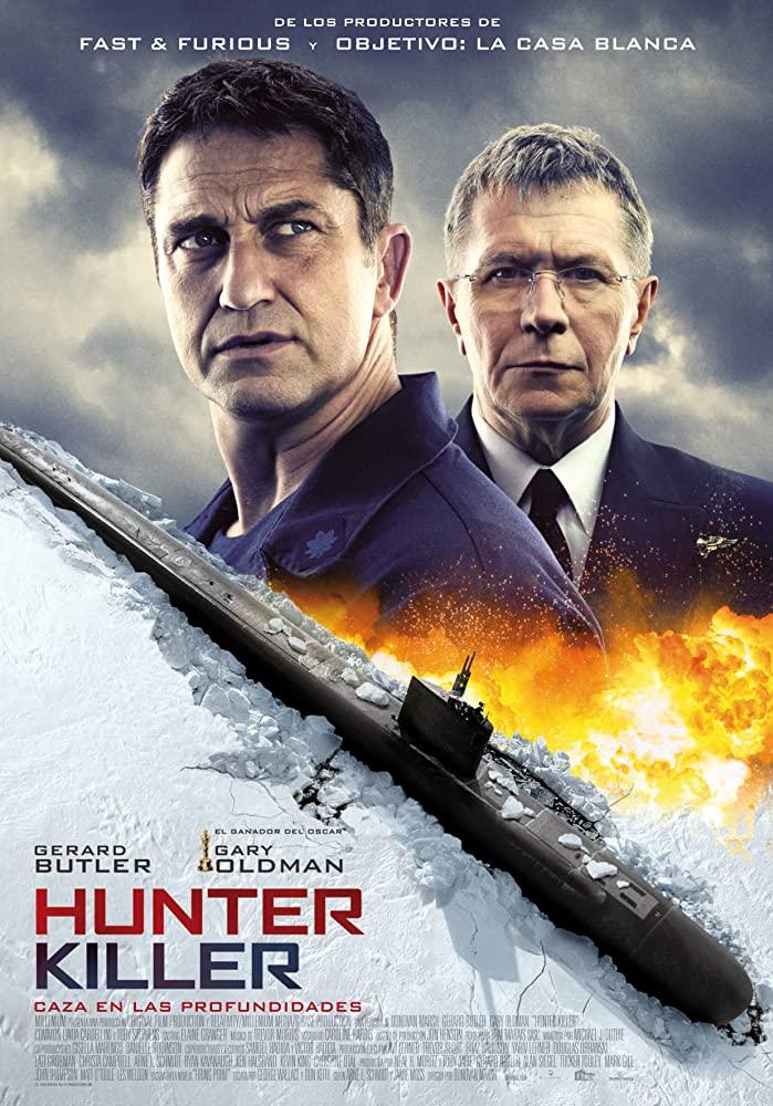 download hunter killer movie