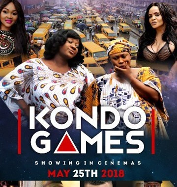 Kondo Games | Download Nollywood Movie