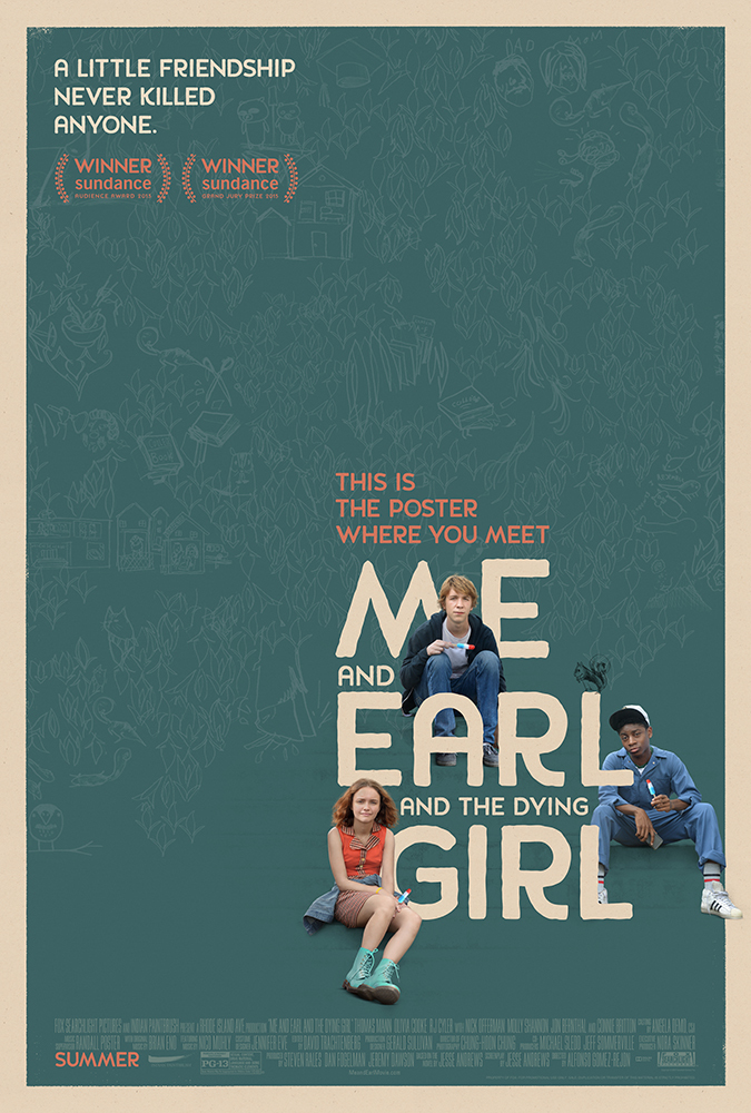 download me and earl and the dying girl
