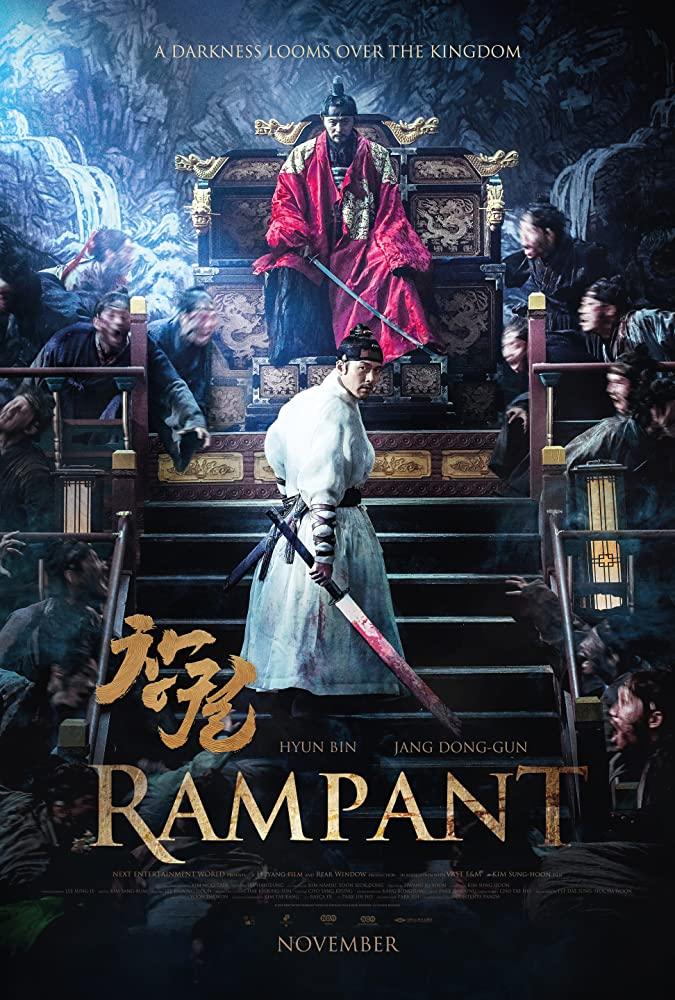 Rampant (2018) | Download Korean Movie