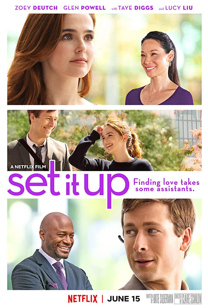 download set it up hollywood movie