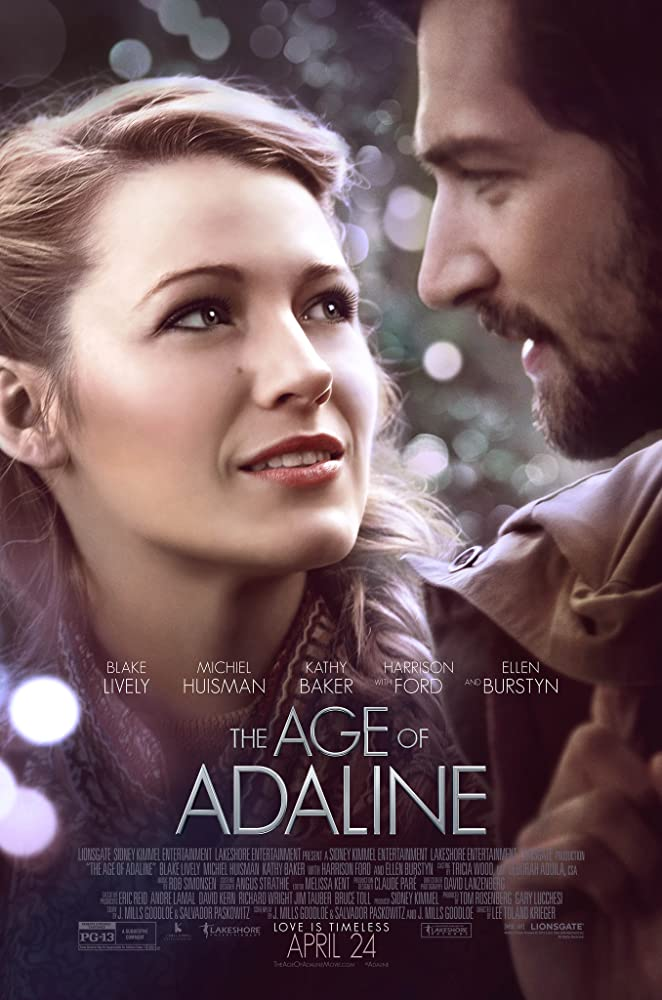 The Age of Adaline (2015)   Download Hollywood Movie