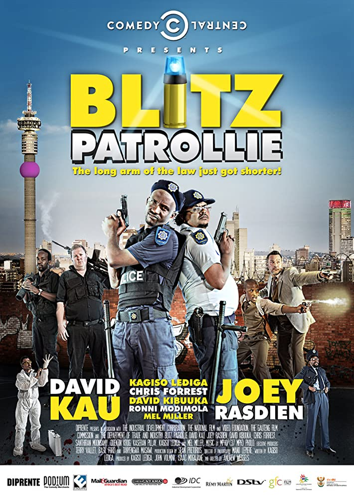 Blitz Patrollie   Download South African Movie