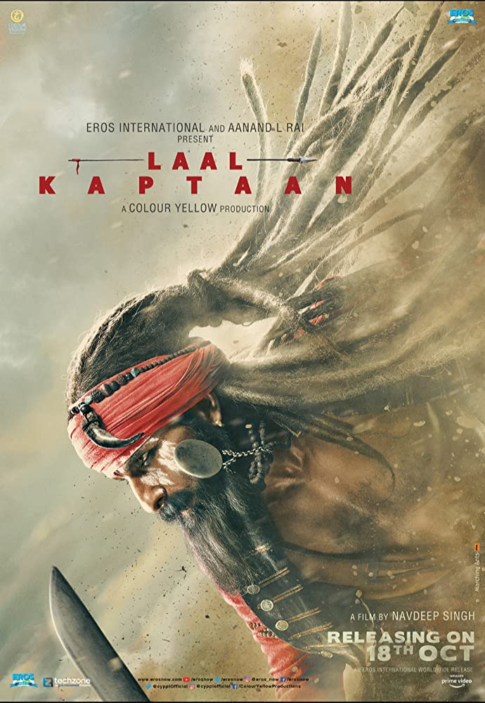 download laal kaptaan bollywood movie
