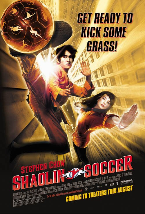 Shaolin Soccer (2001) | Download Chinese Movie