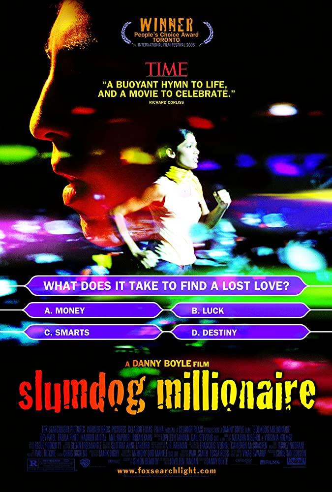 Slumdog Millionaire (2008) | Download Bollywood Movie
