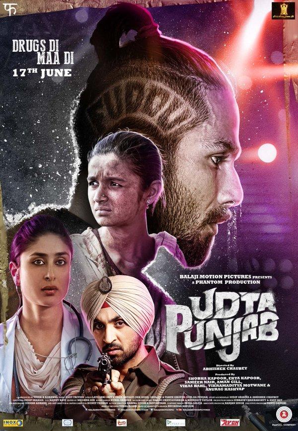 Udta Punjab (2016) | Download Bollywood Movie