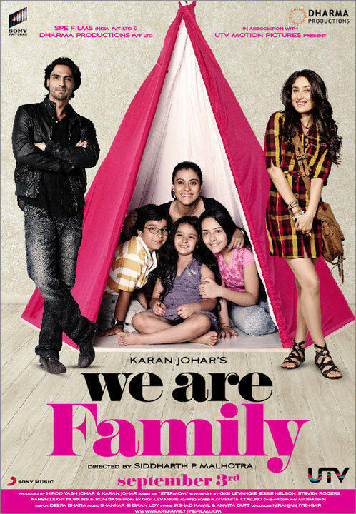 We are Family | Download Bollywood Movie