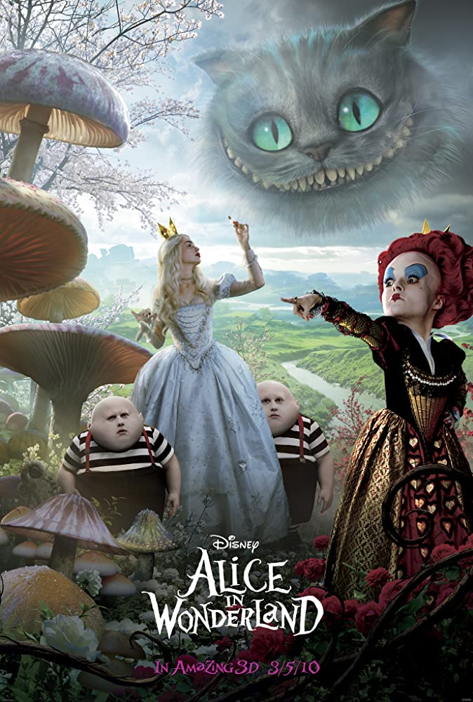 Alice in Wonderland (2010) | Download Hollywood Movie