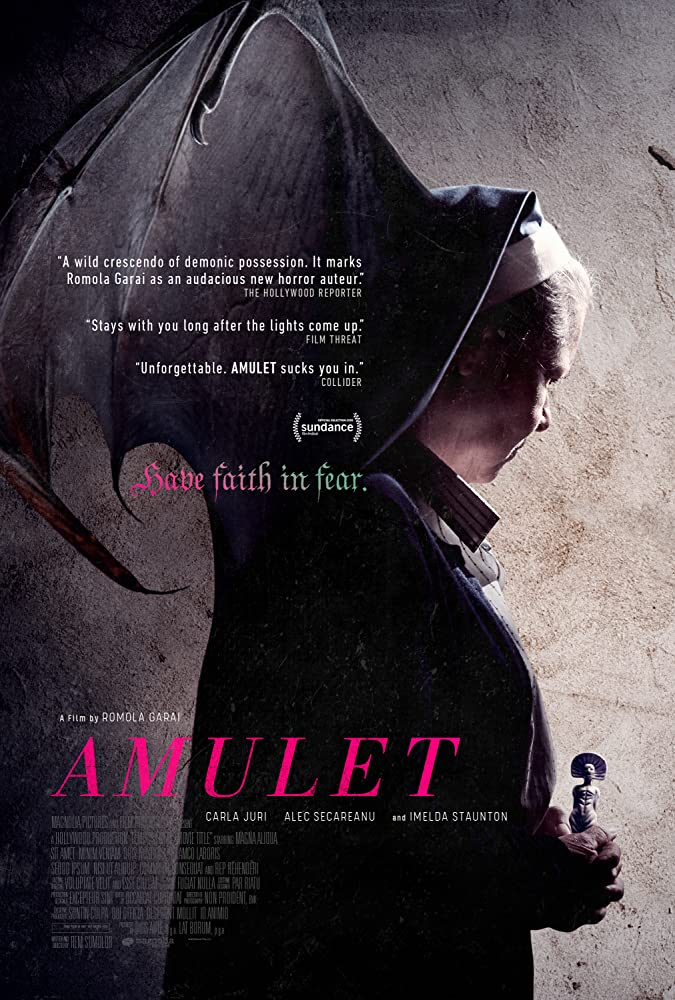 Amulet (2020)   Download Hollywood Movie