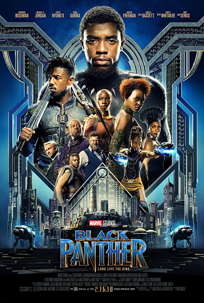 Black Panther (2018)   Download Hollywood Movie