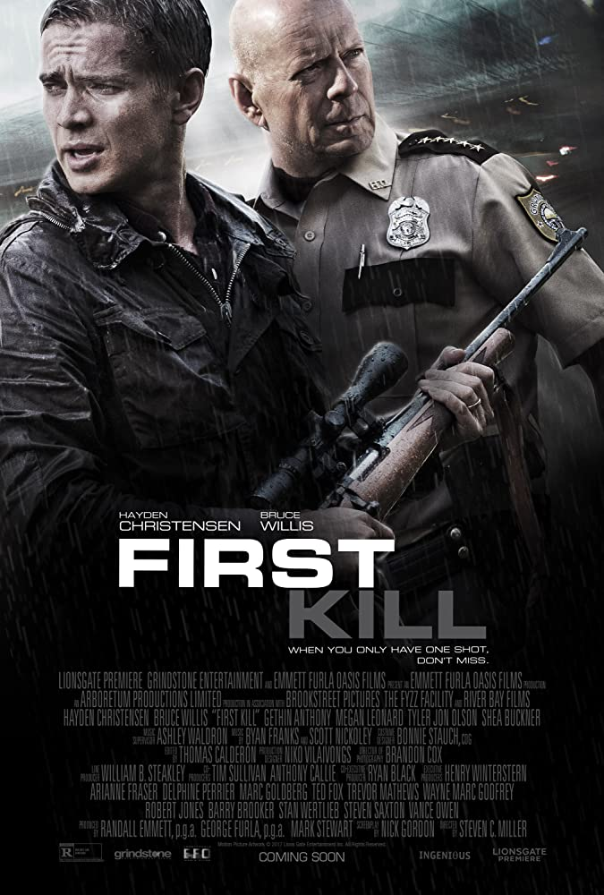 First Kill (2017)   Download Hollywood Movie