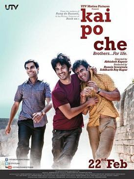 Kai Po Che ! (2013) | Download Bollywood Movie