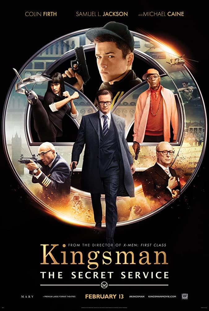 Kingsman : Secret Service (2015) | Download Hollywood Movie