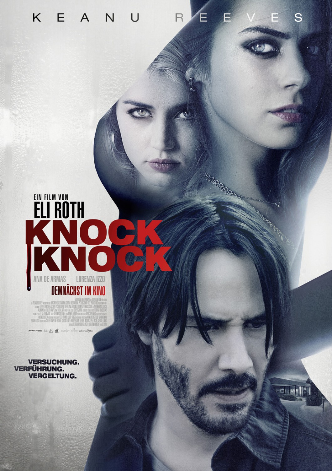 Knock Knock (2015) | Download Hollywood Movie