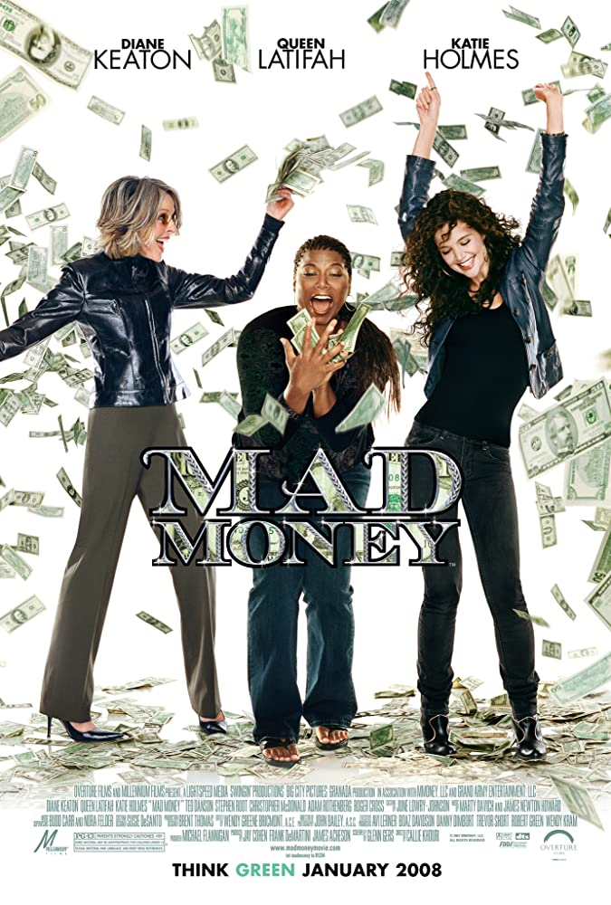Mad Money (2008)   Download Hollywood Movie