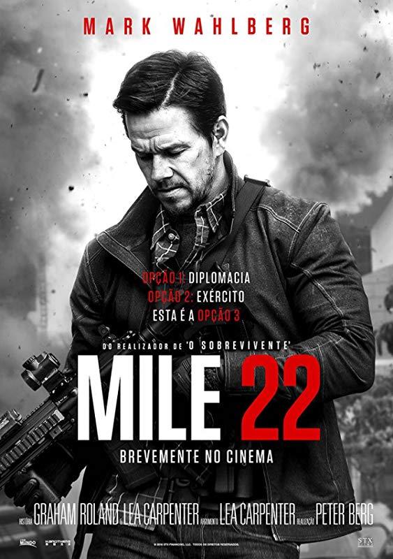 Mile 22 (2018) | Download Hollywood Movie