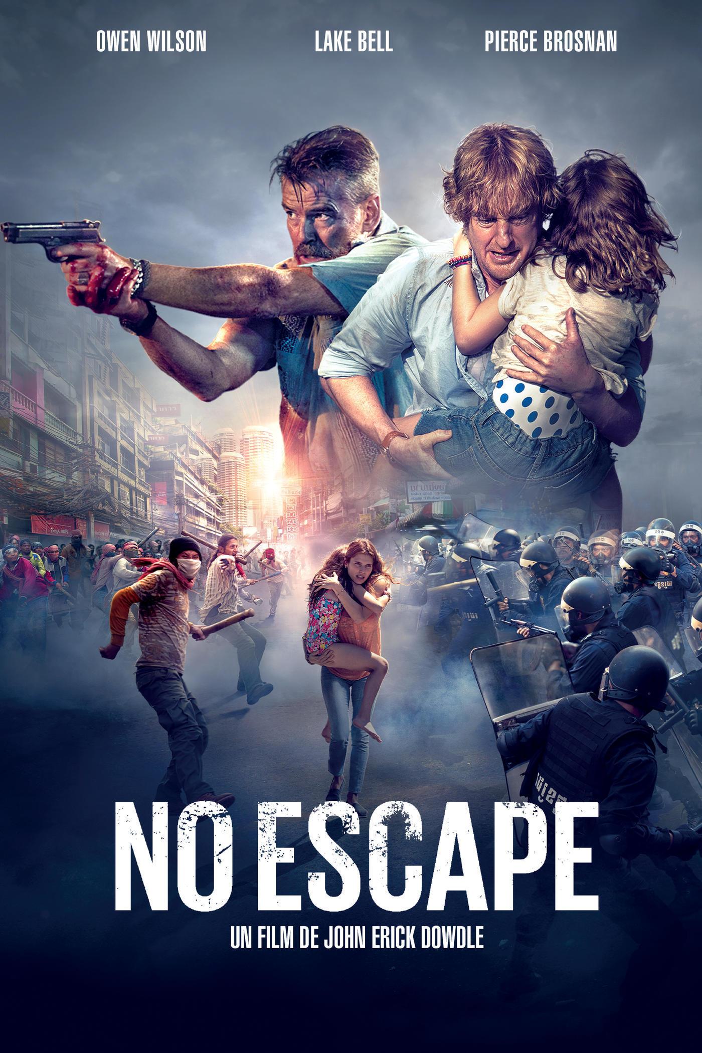 No Escape (2015)   Download Hollywood Movie