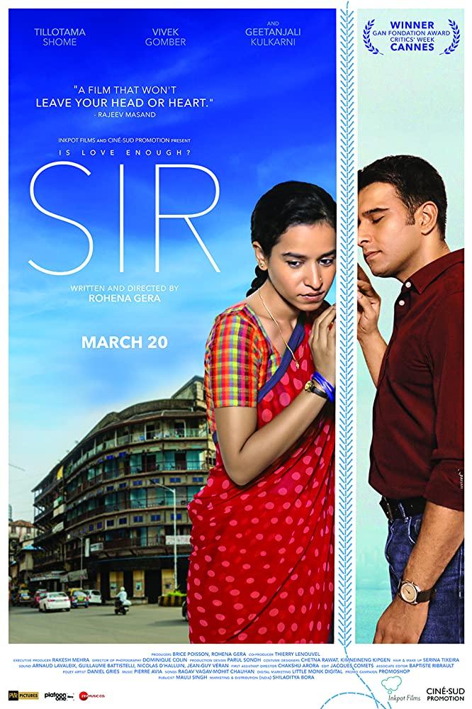 Sir (2018) | Download Bollywood Movie