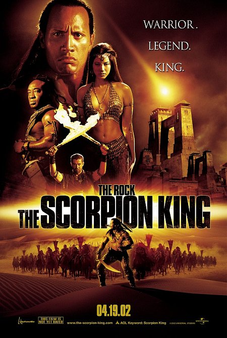 The Scorpion King (2002)   Download Hollywood Movie