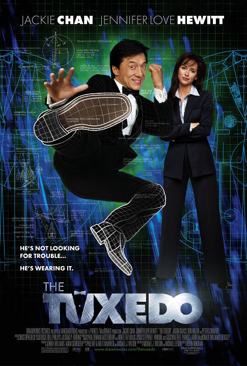 The Tuxedo (2002)   Download Hollywood Movie