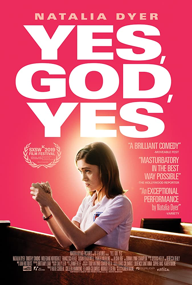 yes god yes hollywood movie
