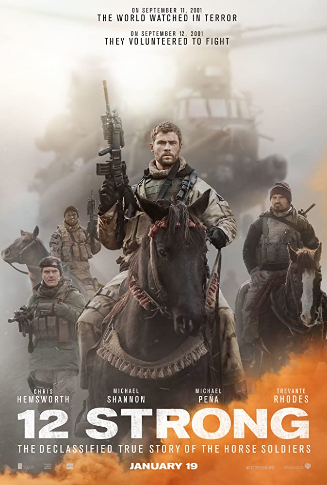 12 Strong (2018)   Download Hollywood Movie